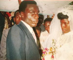 Jerome Bahia mit Ehefrau, Lerhlingsbetreuer seit 1986