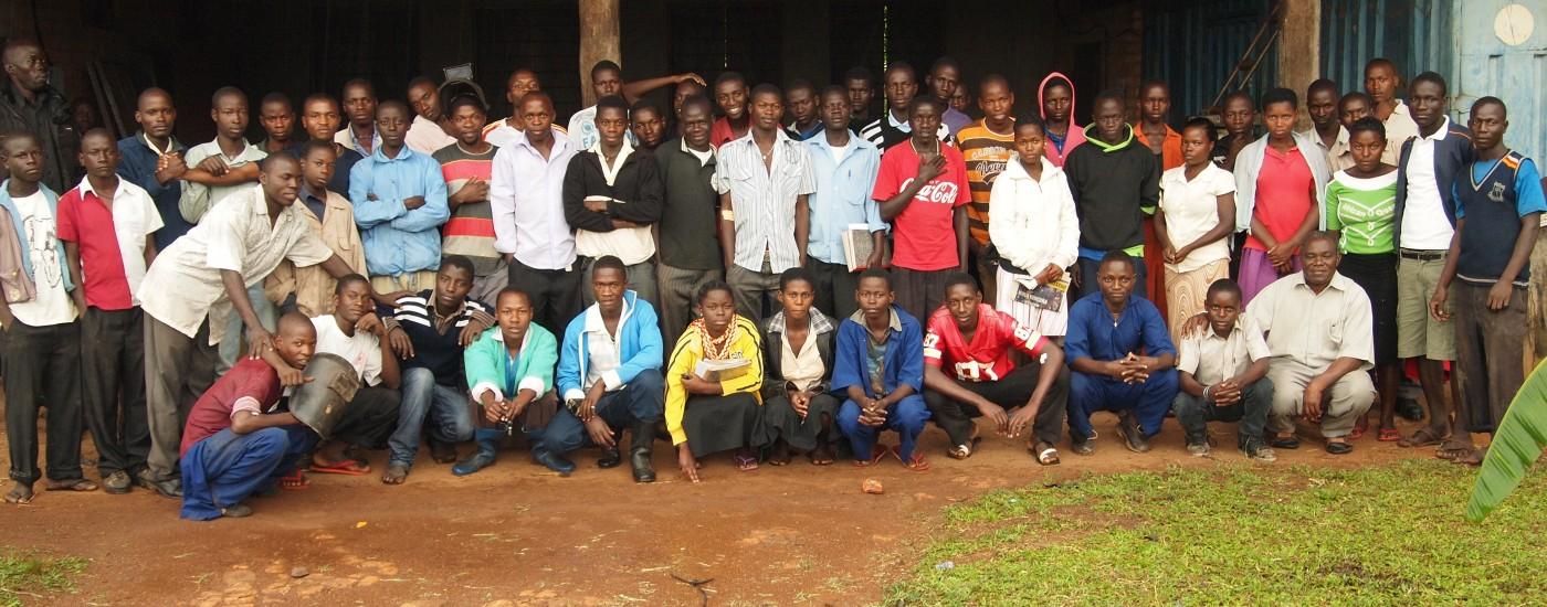 Teco Auszubildende und Personal März 2013